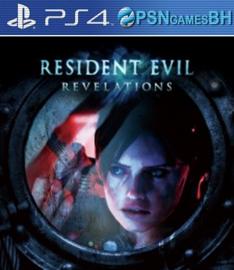 Resident Evil Revelations VIP PS4