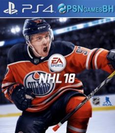NHL 18 VIP PS4