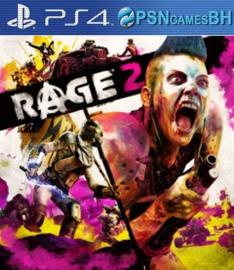 Rage 2 Secundaria PS4