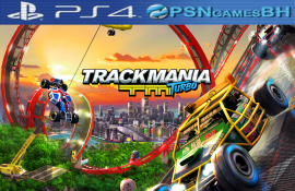 Trackmania Turbo Secundario PS4