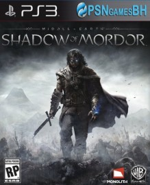 Middle-Earth Shadow of Mordor PSN PS3