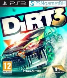 Dirt 3 PSN