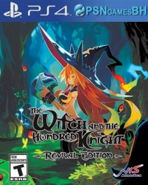 The Witch and the Hundred Knight: Revival Edition VIP PSN PS4