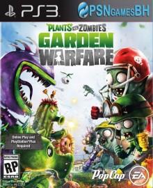 Plants vs Zombies Garden Warfare PSN PS3
