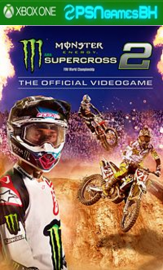 Monster Energy Supercross - The Official Videogame 2 XBOX One