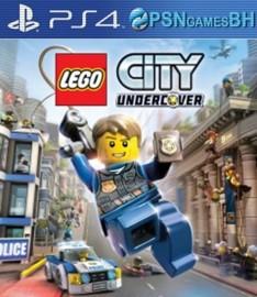 LEGO CITY Undercover VIP PS4