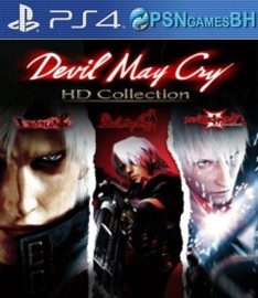 Devil May Cry HD Collection VIP PS4