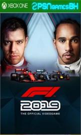 F1 2019 XBOX One