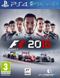 F1 2016 SECUNDARIA PS4