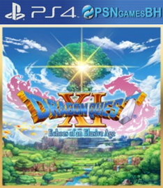 Dragon Quest XI VIP PS4