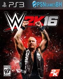 WWE 2K16 PSN PS3