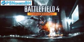 PS4 DLC Second Assault PSN