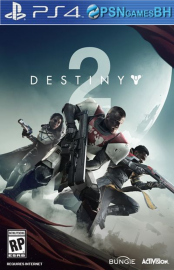 Destiny 2 SECUNDARIA PS4