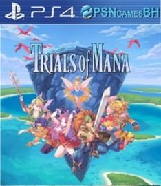 Trials of Mana VIP PS4