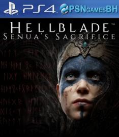 Hellblade: Senua's Sacrifice SECUNDARIA PS4
