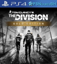 Tom Clancy's The Division Gold Edition VIP PSN PS4