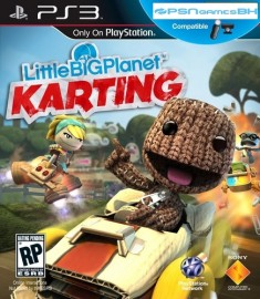 Little Big Planet Karting PSN PS3