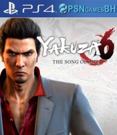 Yakuza 6 VIP PS4