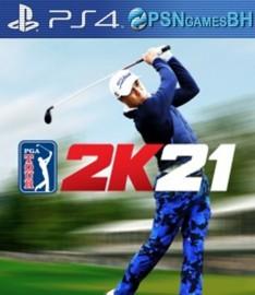 PGA TOUR 2K21 VIP PS4