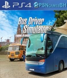Bus Driver Simulator VIP PS4