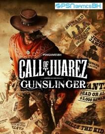 Call Of Juarez Gunslinger PSN