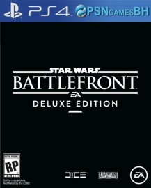 Star Wars Battlefront Deluxe Edition SECUNDARIA PSN PS4