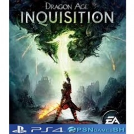 Dragon Age: Inquisition SECUNDARIA PS4