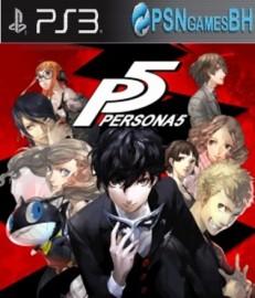 Persona 5 PSN PS3