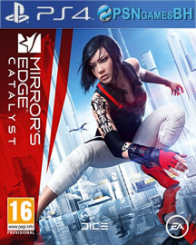 Mirror's Edge Catalyst SECUNDARIA PS4