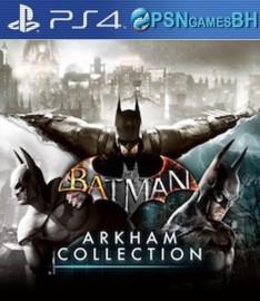 Batman: Arkham Collection VIP PS4