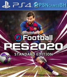 PES 2020 Secundaria PS4