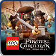 Lego Piratas do Caribe PSN