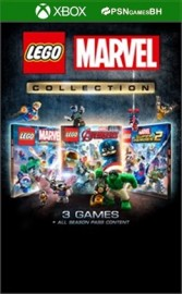 Coleção LEGO Marvel XBOX One