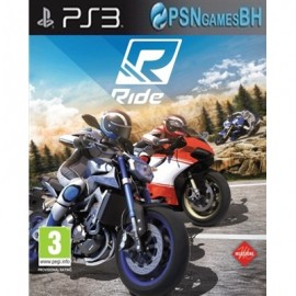 Ride PSN PS3