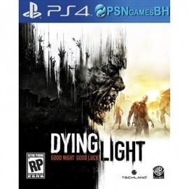 Dying Light PT-BR VIP PS4