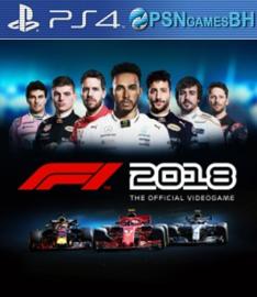 F1 2018 VIP PS4