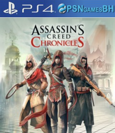Assassin's Creed Chronicles Trilogy VIP PS4