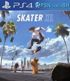 Skater XL VIP PS4