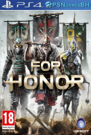 For Honor SECUNDARIA PSN PS4
