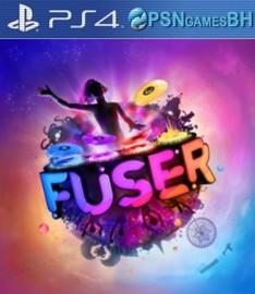 Fuser VIP PS4