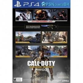 DLC Havoc Call Of Duty Advanced Warfare VIP PSN PS4