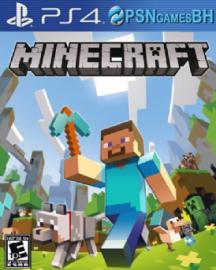 Minecraft Secundaria PSN PS4