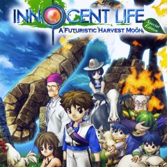 Innocent Life: A Futuristic Harvest Moon® Special Edition (PS2 Classic) PSN PS3