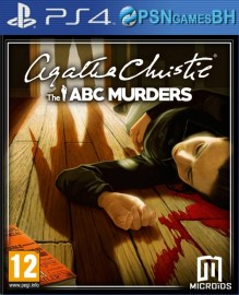 Agatha Christie - The ABC Murders VIP PS4