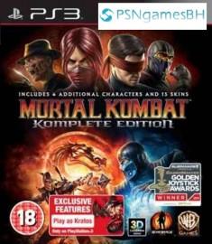 Mortal Kombat Komplete Ed. Portugues PSN