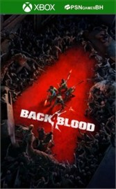 Back 4 Blood XBOX One e SERIES X|S