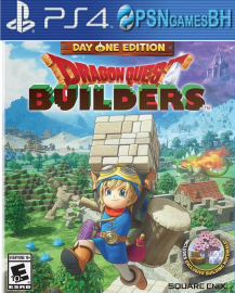 Dragon Quest Builders Secundaria PS4