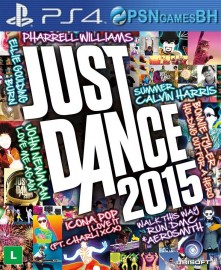 Just Dance 2015 VIP PS4
