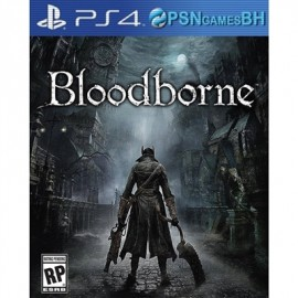 Bloodborne SECUNDARIA PS4
