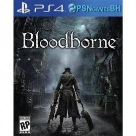 Bloodborne SECUNDARIA PS4